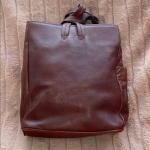 Sundance Backpack brown Leather